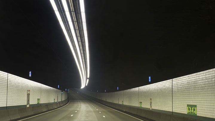 Zeeburger tunnel, Amsterdam