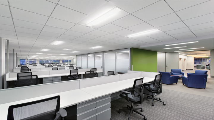image of Philips UV-C luminaires for Offices