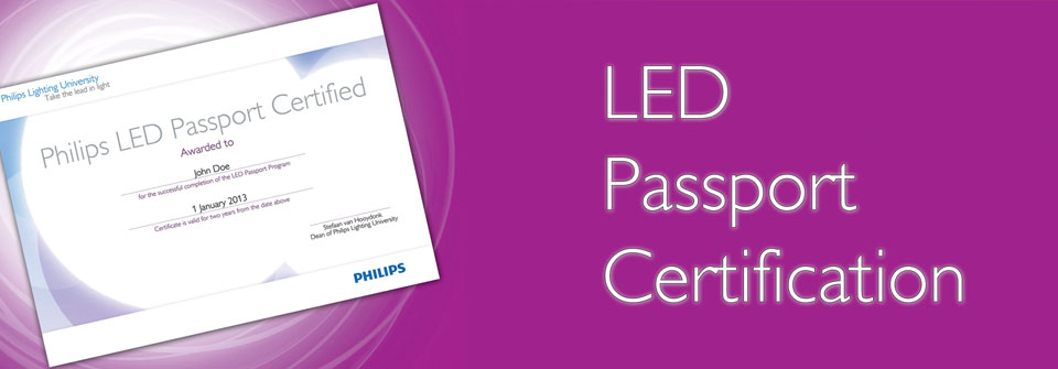 LED passport