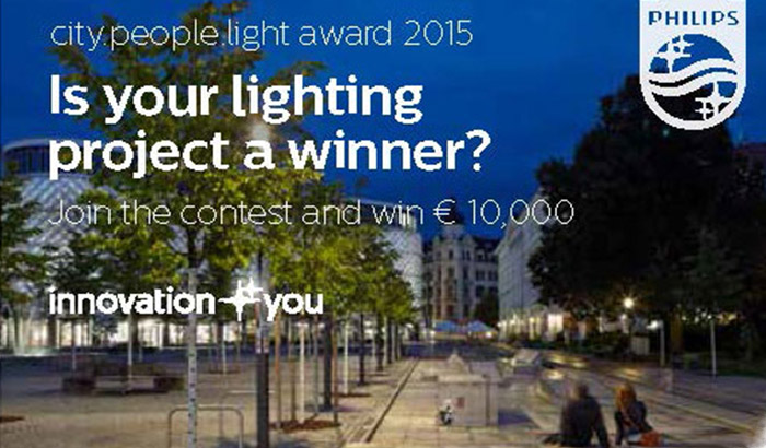 City.People.Light award contest 2015